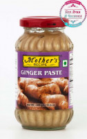 "Имбирная паста ""Mother's Recipe""Ginger Paste Индия, 300г"