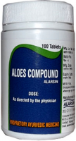 "Алоэ Компаунд ""Alarsin"" для женской репродуктивной системы Aloes compound"