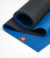 Коврик для йоги Manduka EKO Lite TRUTH BLUE 4мм Мандука Эко Лайт