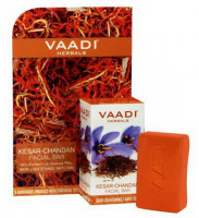 "Мыло для лица Шафран Сандал ""Vaadi"" FACIAL BAR with Saffron & Sandal"