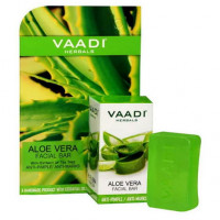 "Мыло для лица Алоэ Вера ""Vaadi"" FACIAL BAR with Aloe Vera"
